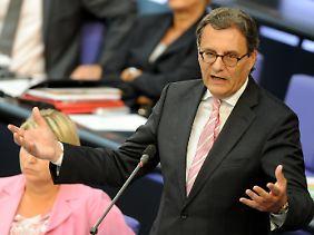 Schweigepflicht? Staatssekretär Otto wollte im Bundestag nichts verraten.