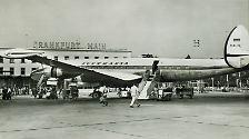 Vom Stadtwald raus in die Welt: 75 Jahre Flughafen Frankfurt