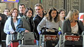 An Flughäfen könnte es in den nächsten Tagen besonders nervig werden.
