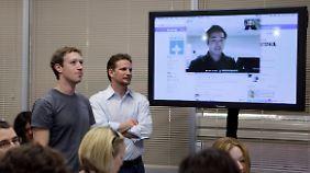 """Antwort auf """"Google+"""": Facebook präsentiert Videochat"""