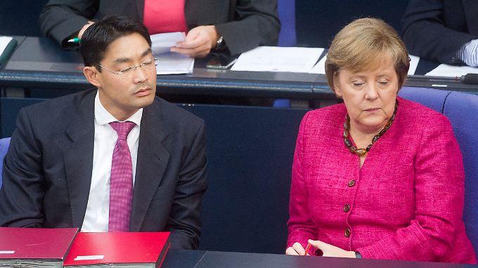 Halbzeit bei Schwarz-Gelb: Regierung verliert an Glaubwürdigkeit