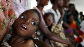 Dürre am Horn von Afrika: 12 Millionen Menschen hungern