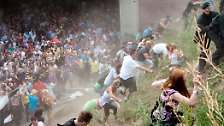 Loveparade-Katastrophe: Für 8.12!!!! Die Massenpanik von Duisburg