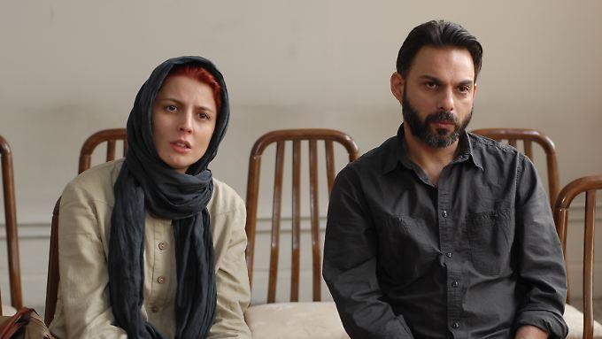 Simin (Leila Hatami) und Nader (Peyman Moadi): In guten wie in schlechten Zeiten?