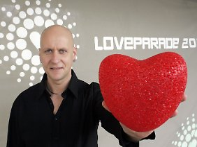 Ab 2007 führte er das Liebes-Regiment: Lopavent-Chef Rainer Schaller.