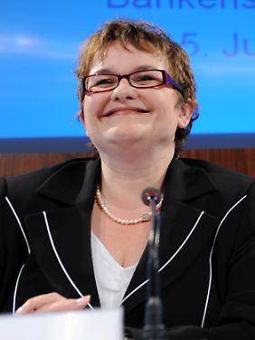 Von der Bundesbank zur EZB? Sabine Lautenschläger könnte Asmussens Nachfolgerin werden.