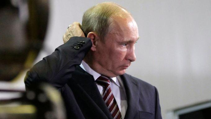 Umstrittene Auszeichnung für Putin: Quadriga stoppt Preisvergabe