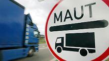 Entschädigung für Bummel-Maut: Daimler und Telekom bangen