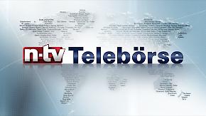 Sendung in voller Länge: Telebörse von 15:40 Uhr