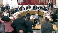 Angriff auf Rupert Murdoch: Schaumschläger im Unterhaus