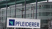 Aktionäre stimmen Sanierung zu: Pfleiderer vorerst gerettet
