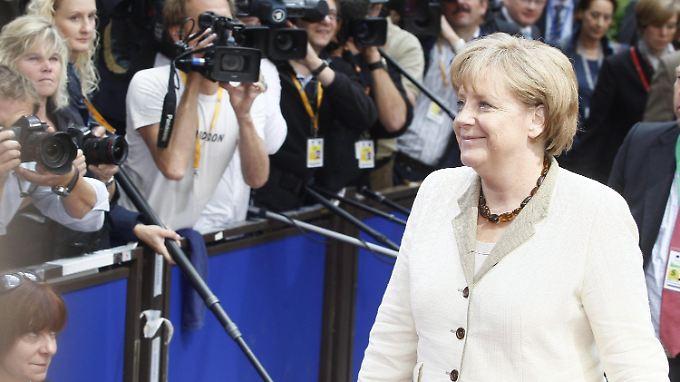 EU-Sondergipfel zur Schuldenkrise: Merkel setzt sich durch