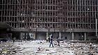 Bilderserie: Bombenanschlag erschüttert Oslo