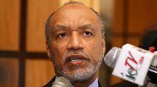 Mohamed Bin Hammam überlässt seine Verteidigung vor dem FIFA-Ethikkomitee seinen Anwälten.