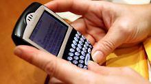 Old school? RIMs Blackberry leidet unter veralteter Technik und immer mehr Konkurrenz.