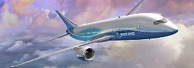 Im ewigen Zweikampf will Boeing Airbus im neuen Jahr überflügeln.