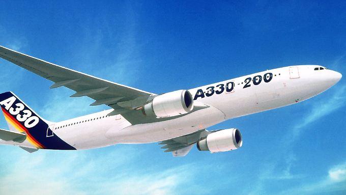 A320 bleibt ein Airbus-Verkaufsschlager. Das freut auch die Mutter EADS.