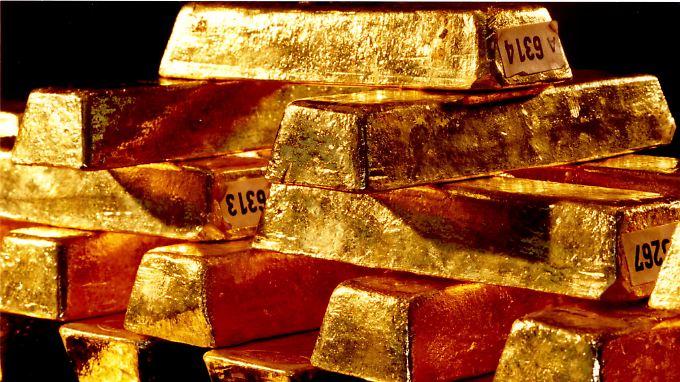 Angst vor der Inflation: Goldhändler haben Lieferengpässe