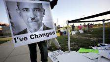 Barack Obama am Scheideweg: Der Weltenretter ergraut