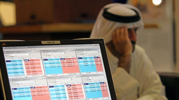 Die Gesamtjahresbilanz der Börse Dubai fällt nun mau aus.