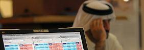 Ölpreisverfall verschreckt Börsianer: Panikverkäufe in Dubai
