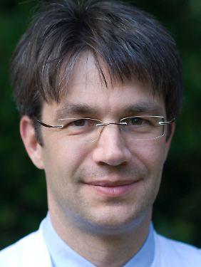 Professor Johannes Klein praktiziert als Arzt für Innere Medizin, Endokrionologie und Diabetologie in Lübeck.