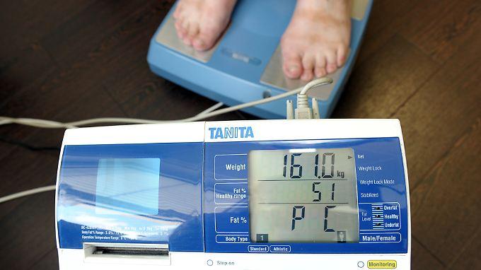 Nicht das Gewicht ist ausschlaggebend für den Gesundheitszustand.