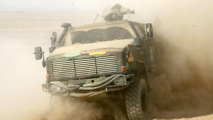 Seit mehr als zehn Jahren ist die Bundeswehr in Afghanistan im Einsatz.