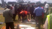 Bereits vor einigen Tag bargen die tansanischen Behörden Leichen auf der Insel Mafia.