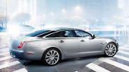 Stars geben sich die Ehre: Weltpremiere des Jaguar XJ