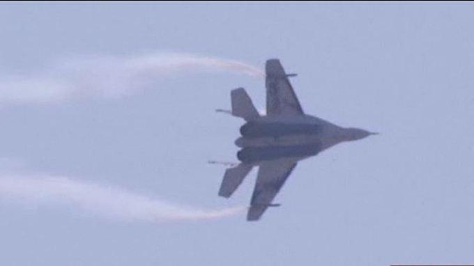 Luftfahrtmesse MAKS: Russland zeigt Tarnkappenbomber