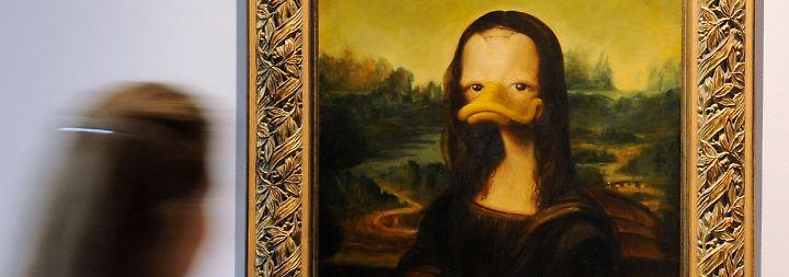 Umstrittene Mona Lisa: Das berühmteste Lächeln der Welt