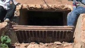 Gaddafis grausames Regime: Lebendig begraben im Folterkeller