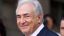 Dominique Strauss-Kahn wird am Dienstag erneut zu einer Anhörung in New York erwartet. Dann dürfte der Richter das Verfahren offiziell einstellen.