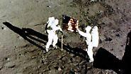 Als der Adler landete: Der Mensch erreicht den Mond