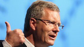 Rhetorischer Sprengstoff in der Eurokrise: Wulff ohrfeigt Kanzlerin