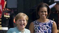 Die mächtigsten Frauen der Welt: Angela Merkel auf Platz 1