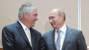 Strategische Partnerschaft: Rosneft und Exxon gehen gemeinsame Wege