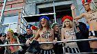 Bilderserie: Die nackten Argumente von Femen