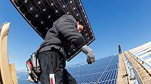 Mit einer Solarstromanlage lässt sich eine anständige Rendite erwirtschaften.