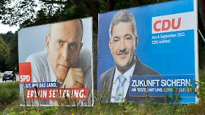 Landtagswahl in Mecklenburg-Vorpommern: Haushoher Sieg der SPD erwartet