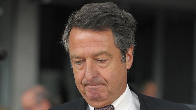 """Ulrich Schröder: """"Es gibt faktisch keine Bank mehr, die einen sieben- oder achtjährigen Bond begeben kann."""""""