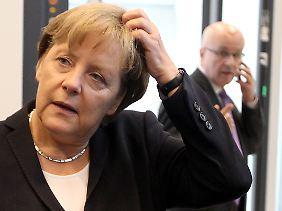 Bis zum 29. September hat Merkel noch Zeit, ihre Mannen zur Räson zu bringen.