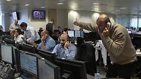 Hochfrequenzhandel an der Börse: Jede Sekunde zählt
