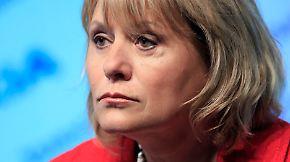 Börse bejubelt Entscheidung: Yahoo wirft Chefin Bartz raus