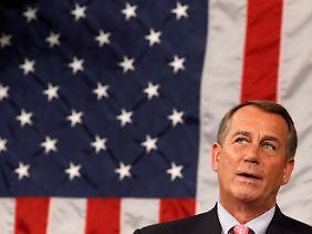 """Boehner will Obamas Vorschläge prüfen - """"bestenfalls""""."""