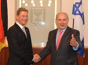 Westerwelle sprach mit Netanjahu auch über die Vorfälle um die israelische Botschaft in Kairo.