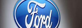 Ford tun eine jede Menge in Deutschland.