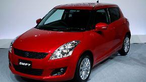 PS - Das Automagazin: Sparsamer Japaner: Suzuki Swift Diesel