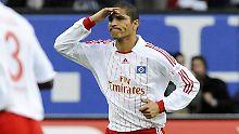 Verletzungspech:  Paolo Guerrero.